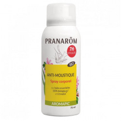 Pranarôm Aromapic Anti-Moustique Spray Corporel 75 ml