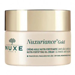 Nuxe Crème-Huile Nutri-Fortifiante Nuxuriance Gold 50 ml