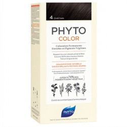 Phyto Phytocolor Kit coloration permanente 4 Châtain