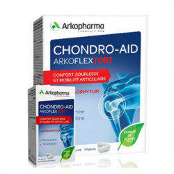 Arkopharma Chondro-Aid Arkoflex Fort 120 + 30 gélules