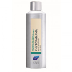 Phyto Phytopanama Shampooing Doux Equilibrant Cuir Chevelu Gras 200ml