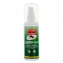 Cinq sur Cinq Lotion Spray anti-moustiques Formule au naturel (citriodiol) 100 ml