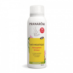 Pranarom Aromapic spray anti-moustiques Bio 150 ml
