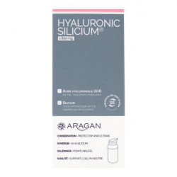 Aragan Hyaluronic Silicium 1800mg 30 g
